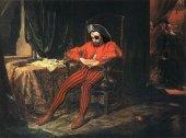 obraz Jana Matejko - Stańczyk