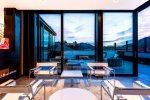 nowoczesne mieszkanie z widokiem na góry