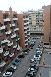 bloki, budynki mieszkalne